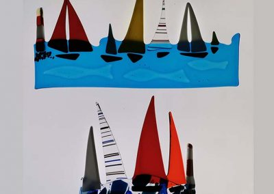 Boating Sculptures