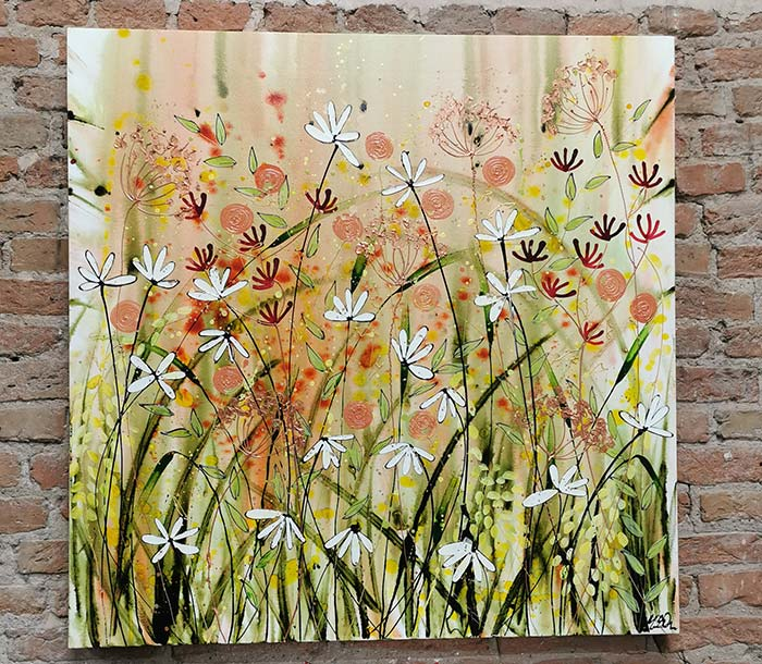 Painting - Autumn Meadow